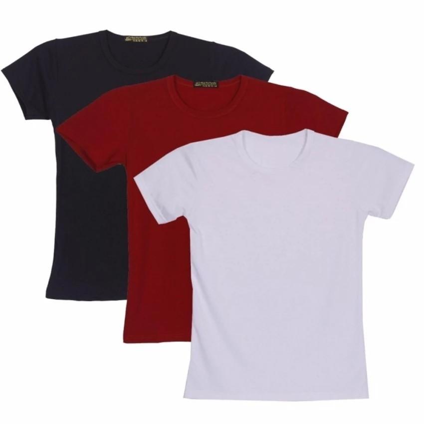 Combo 3 áo thun trơn nam đơn giản màu đỏ đen trắng - 3154386 , 726746976 , 322_726746976 , 189000 , Combo-3-ao-thun-tron-nam-don-gian-mau-do-den-trang-322_726746976 , shopee.vn , Combo 3 áo thun trơn nam đơn giản màu đỏ đen trắng