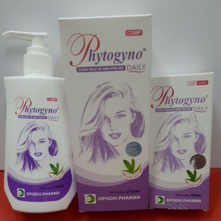 Dung dịch vệ sinh phụ nữ Phytogyno Daily thumbnail
