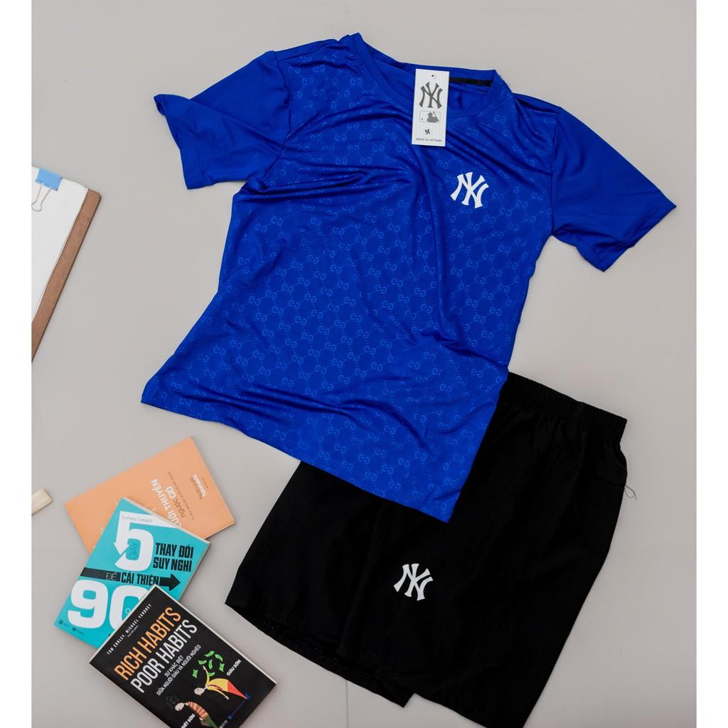 Đồ bộ nam quần áo thể thao (45-95kg) MÙA HÈ chất thun lạnh BTT10