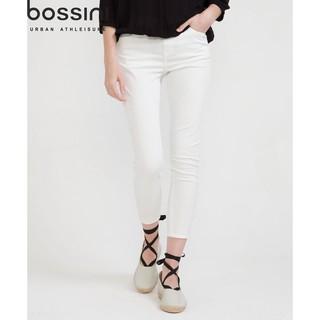 [Mã FASHIONMALLT4 giảm 15% đơn 150k] Quần kaki nữ lưng co giãn nhẹ thời trang Bossini 321110050 thumbnail