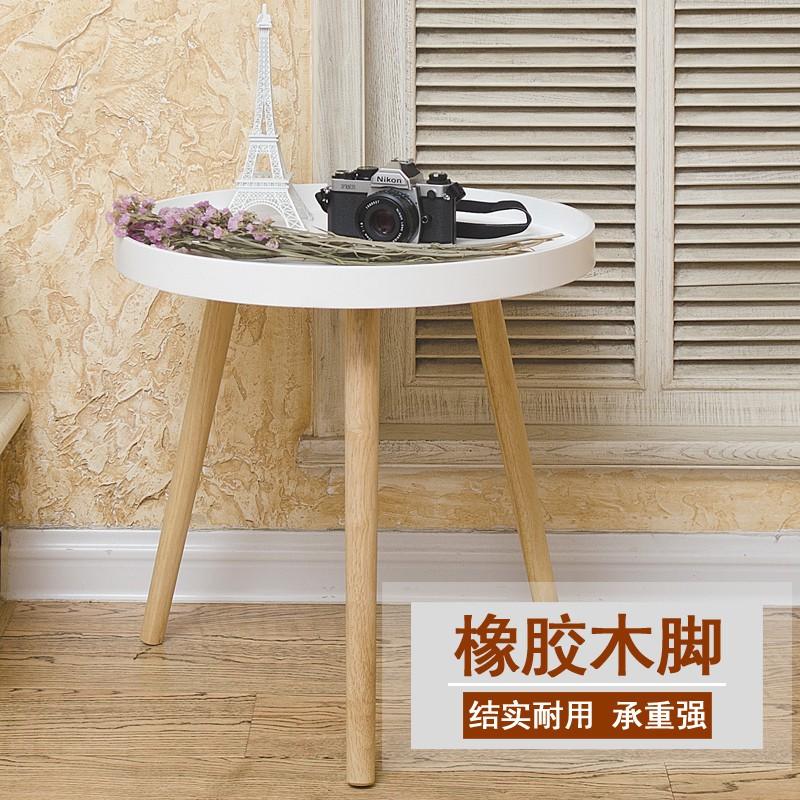 bộ 4 miếng gỗ tròn nhỏ trang trí nội thất