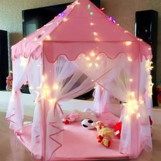 Lều công chúa, lều hoàng tử mẫu mới cho bé (cực kỳ dễ thương) 5.0