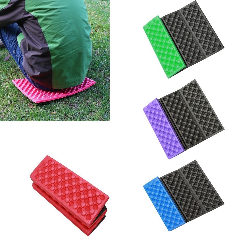 Miếng đệm lót ngồi chống ẩm có thể gấp gọn tiện dụng dùng cho dã ngoại / cắm trại