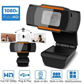 Webcam Full Hd 1080p Kèm Mic Usb 2.0 Cho Máy Tính