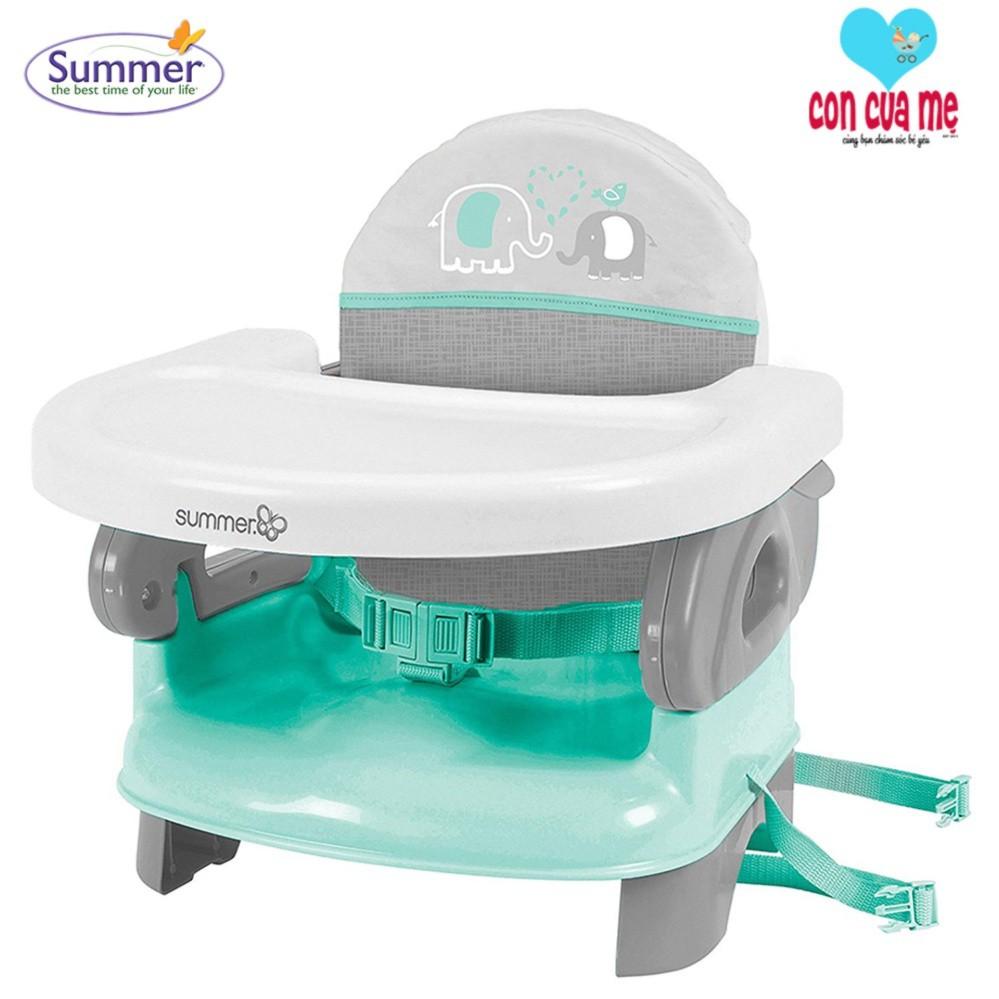 Ghế ăn Deluxe Summer xanh SM13520