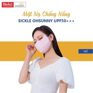 MẶT NẠ KHẨU TRANG CHỐNG NẮNG SICKLE OHSUNNY UPF50+++ thumbnail