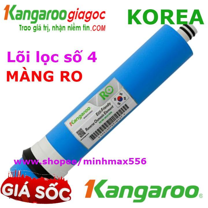 Lõi lọc nước RO kangaroo Chính Hãng - NEW HQ, Lắp Được Cho Tất Cả Các Loại Máy Lọc Nước RO