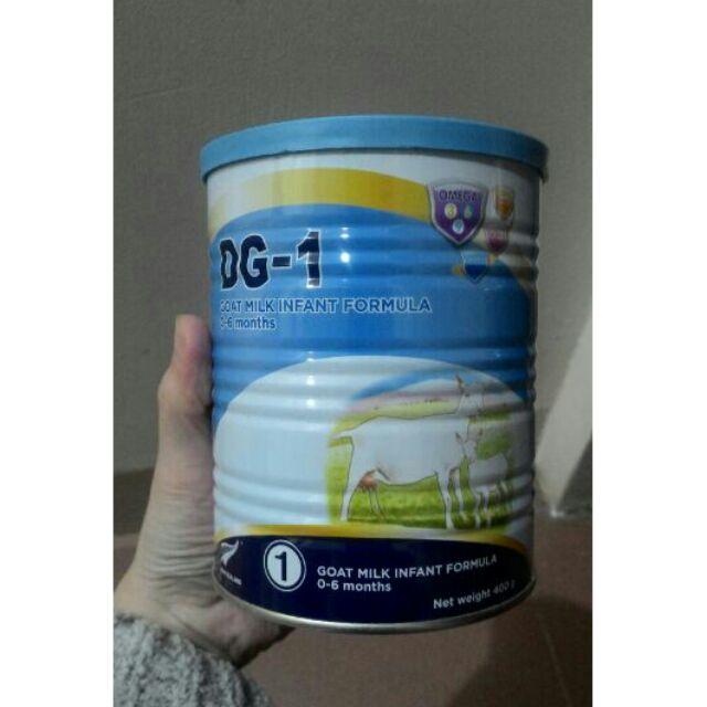 Sữa dê DG-1 (0-6 tháng tuổi)