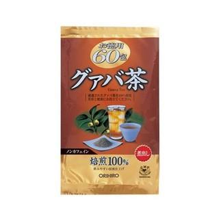 Trà Giảm Cân Tinh Chất Lá Ổi Orihiro Guava Tea 60 gói của Nhật - Trà giảm cân Orihiro Guava thumbnail