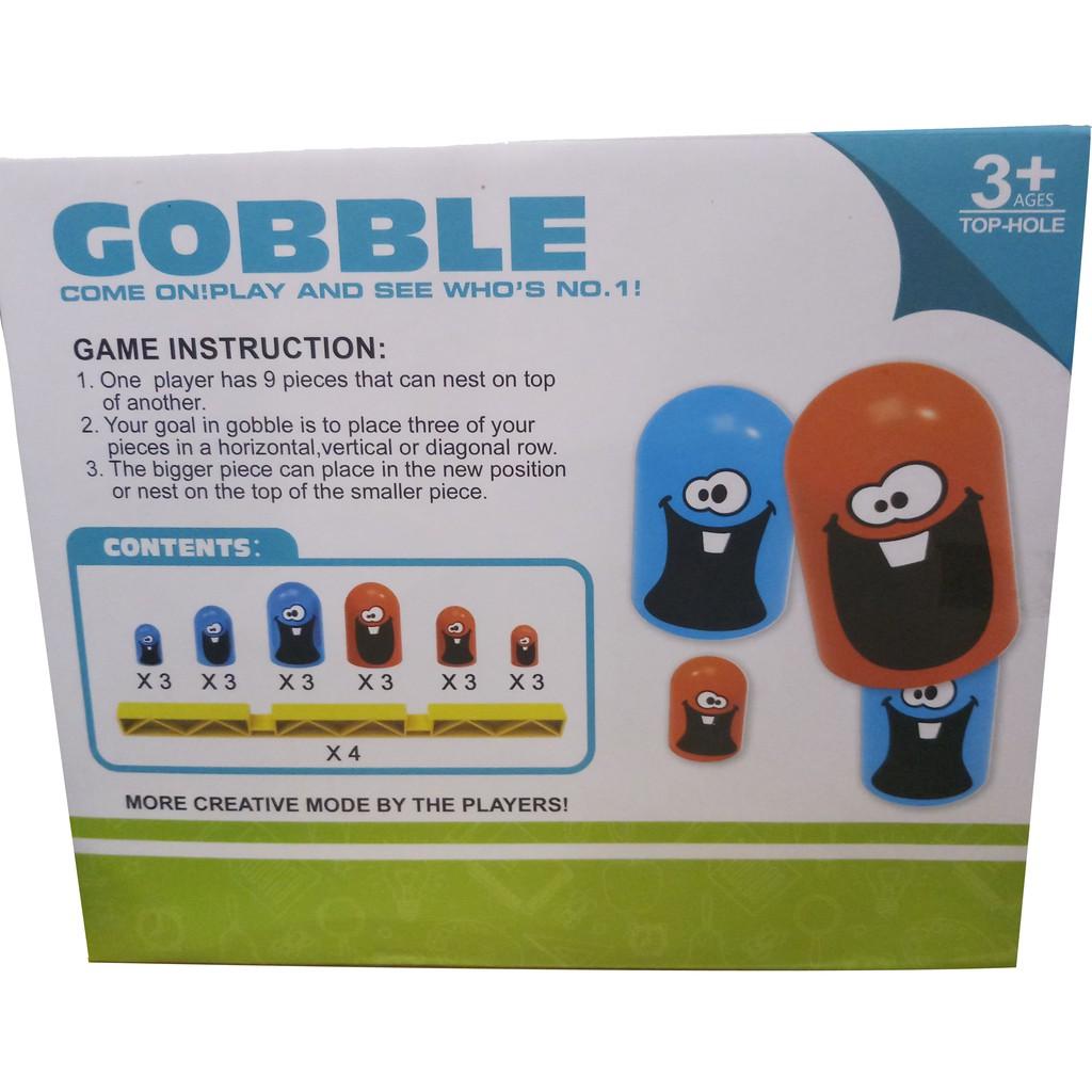 Trò chơi cờ caro Gobblet Gobblers