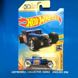 Xe Hot Wheels – Bone Shaker limited 50th Anniversary