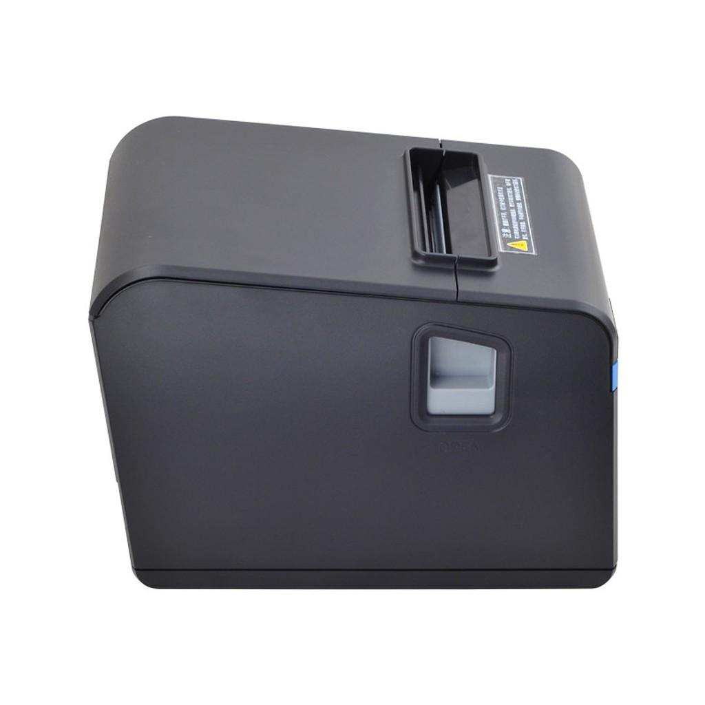 [TẶNG 02 CUỘN GIẤY IN K80] Máy in hóa đơn nhiệt khổ K80 Xprinter XP-N160ii + 2 cuộn giấy in K80
