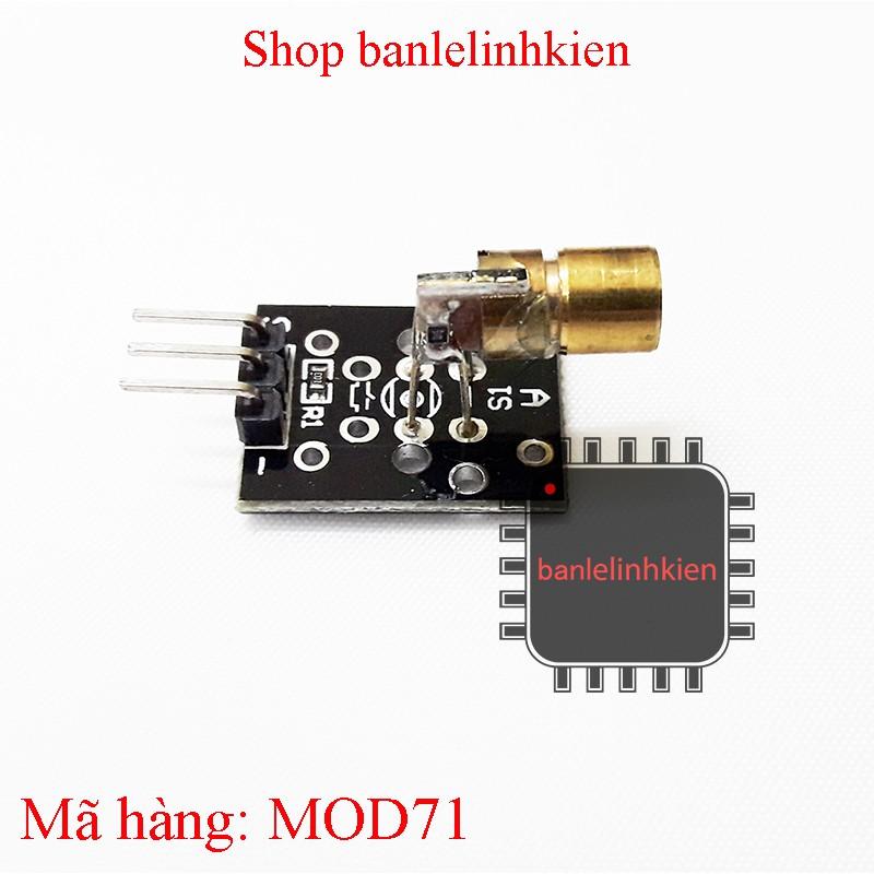 Module phát laser KY-008 5v