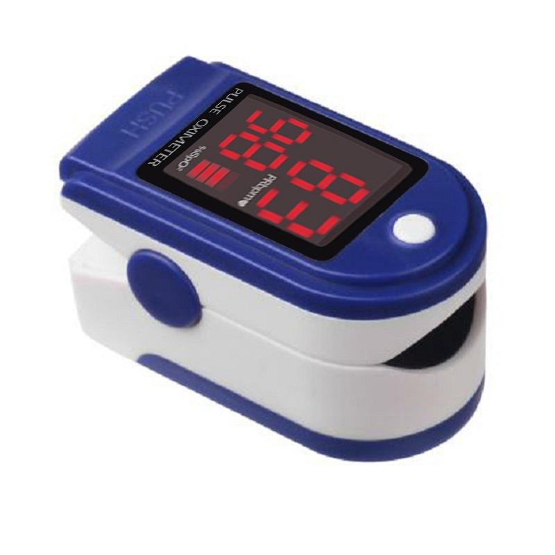 Máy đo nồng độ OXY trong máu và nhịp tim Microlife SPO2 OXY200 - Chính Hãng Thụy Sĩ Bảo hành 24 tháng Rich5