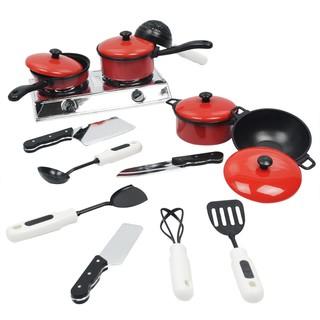 bộ 13 món đồ chơi nấu ăn cho bé