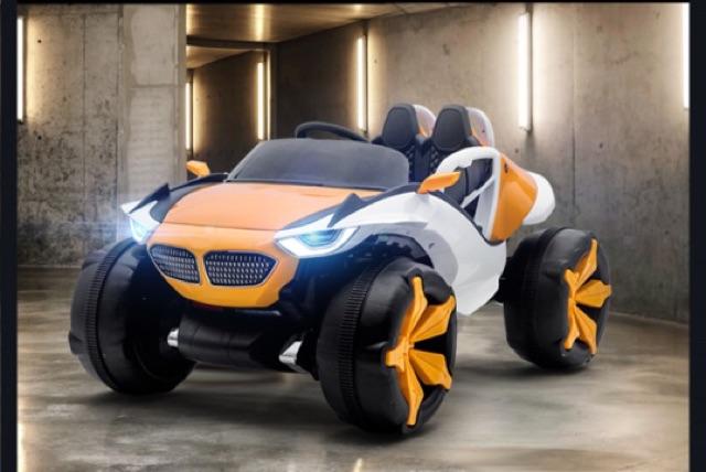 Xe ô tô điện trẻ em XJL-688. Ibox shop để chọn màu nhé 😘