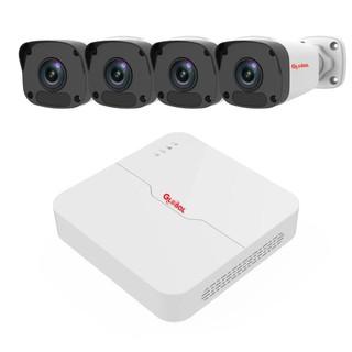 Camera GLOBAL KIT POE 4 kênh, 1 đầu ghi kèm 4 camera 2.0M (BM-01299) thumbnail