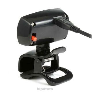 Webcam Hd Kèm Kẹp 480p 30fps Hỗ Trợ Giảng Dạy / Phát Trực Tuyến / Giảng Dạy / Học Trực Tuyến