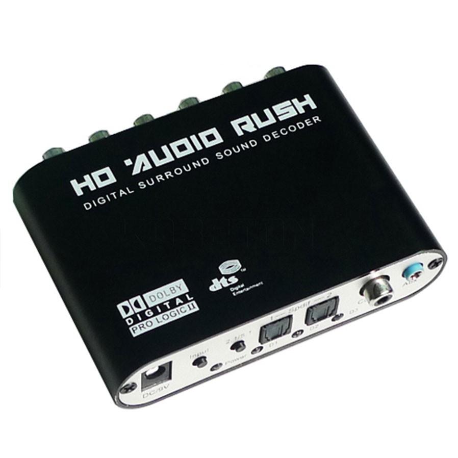 Bộ giải mã âm thanh tương tác video số HD 5.1 AC3