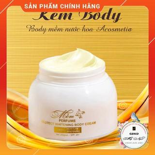 Kem Body Mềm ACOSMETICS Sale hủy diệt kem dưỡng trắng da toàn thân, giúp da trắng sáng, mềm mịn chỉ sau 7 ngày thumbnail