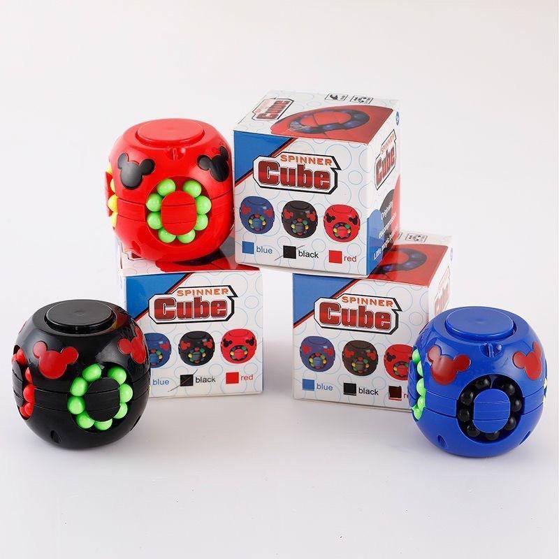 Rubik hạt đậu sáng tạo (Giao màu ngẫu nhiên)