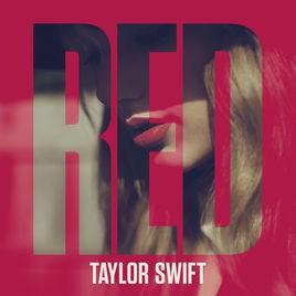Taylor Swift - RED (Deluxe) - Đĩa CD