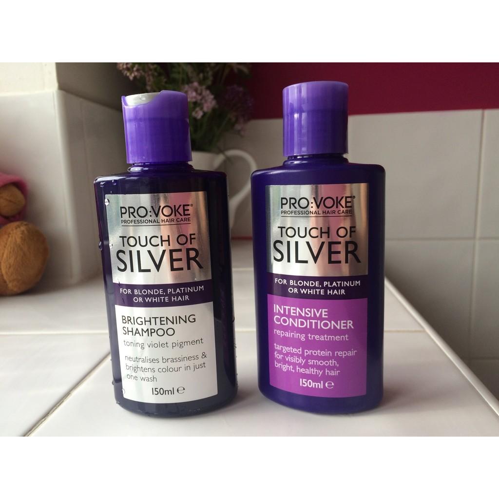 Bộ Gội Xả Provoke dành cho tóc tẩy sáng 50ml x 2
