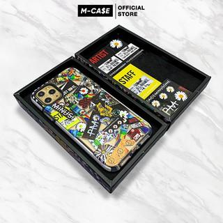 [Mã 158ELSALE hoàn 7% đơn 300K] Ốp lưng chống sốc PMO x Nike Stickers Paranoise 1.0 - Tặng 5 Stickers & Full Box MCASE thumbnail