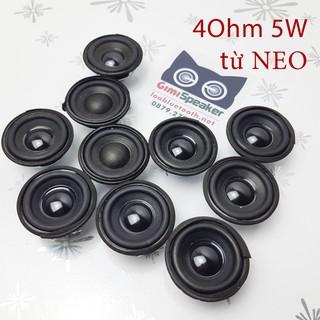 Loa toàn dải 5W 4R từ NEO cao cấp hàng tháo máy iCore M9 thumbnail