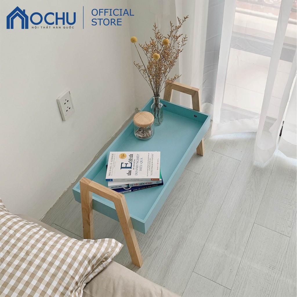 Kệ gỗ đa năng OCHU Khay đựng đồ lắp ráp trang trí nhiều tầng A CASE Nội thất decor thông minh