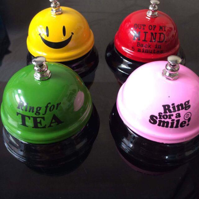 Pressing bell – Chuông bấm để bàn