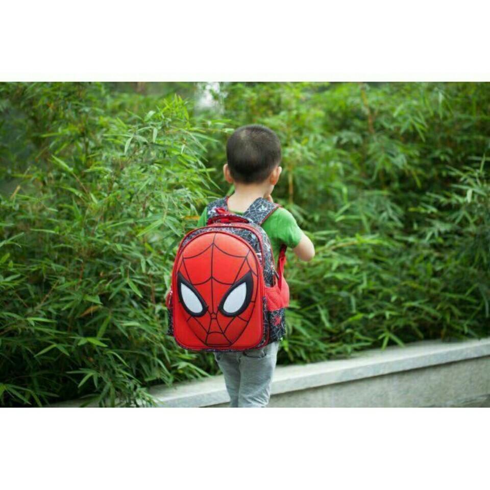 Balo người nhện cho bé đ