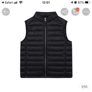 áo phao Gi lê hàng công ty may xuất khẩu siêu ấm, siêu nhẹ