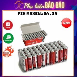 Pin Maxell 2A , 3A cho camera thiết bị điện tử chuột không dây