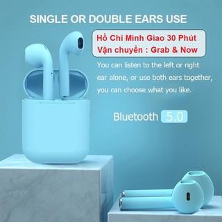 Tai nghe Bluetooth không dây Inpods12 i12 TWS điều khiển cảm biến âm thanh HIFI cho Android iOS thumbnail