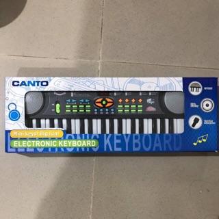 Đàn Organ điện tử mini Canto 37 phím cho trẻ em