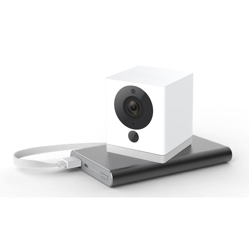Camera IP giám sát Xiaomi Small Square Smart - Hàng chính hãng - 3495901 , 861374833 , 322_861374833 , 490000 , Camera-IP-giam-sat-Xiaomi-Small-Square-Smart-Hang-chinh-hang-322_861374833 , shopee.vn , Camera IP giám sát Xiaomi Small Square Smart - Hàng chính hãng