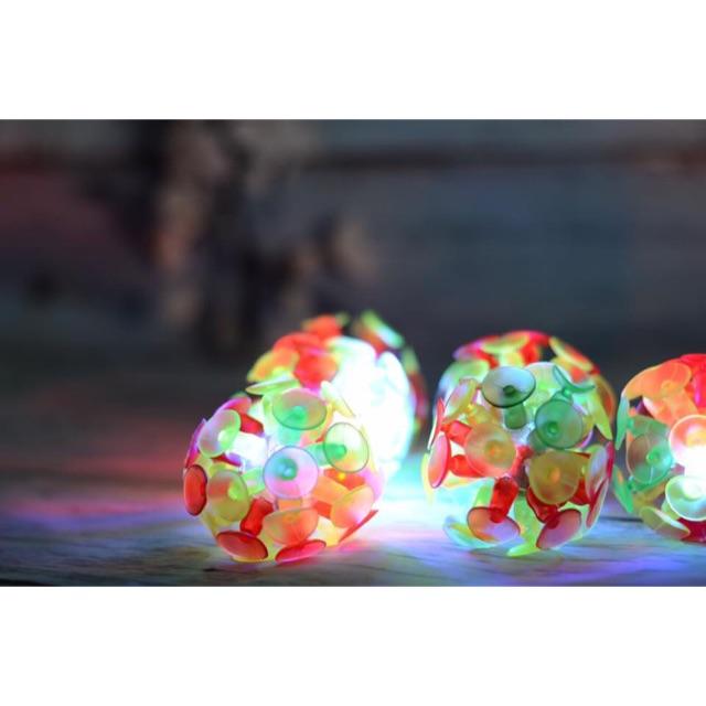 Sticky ball light – Bóng ném dính có đèn