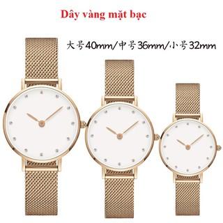 Đồng hồ thời trang nữ dây lưới hợp kim PKHRGE069