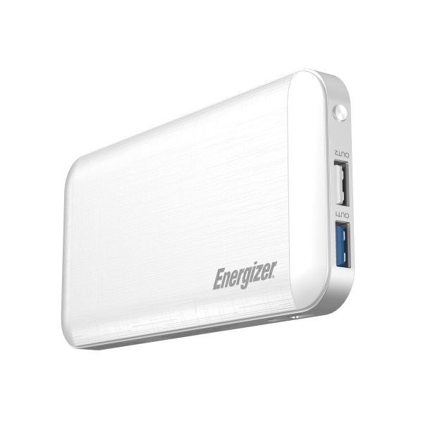 Pin dự phòng Energizer SIÊU NHÂN 10000mAm Sạc nhanh đa nền tảng - UE10030MP
