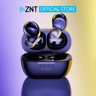 [Mã ELFLASH5 giảm 20K đơn 50K] Tai Nghe Nhét Tai Bluetooth V5.0 ZNT RockHiFi Chống Thấm Nước Chất Lượng Cao Kèm Phụ