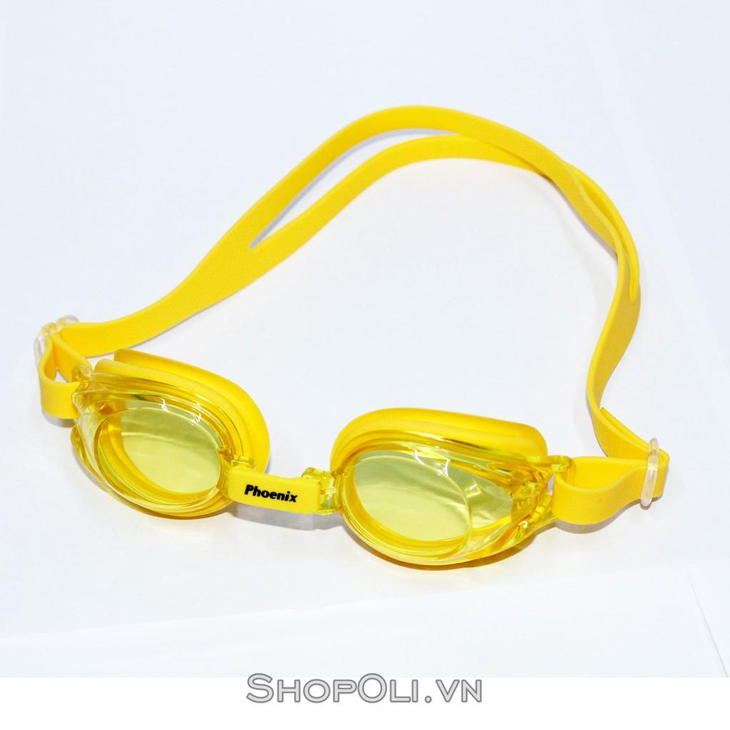 Kính Bơi Trẻ Em Phoenix PN 506 Màu Vàng