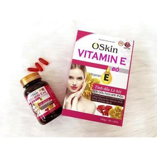 Vitamin E đỏ