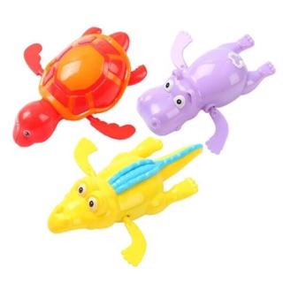 thú bơi (đồ chơi khi tắm cho bé)