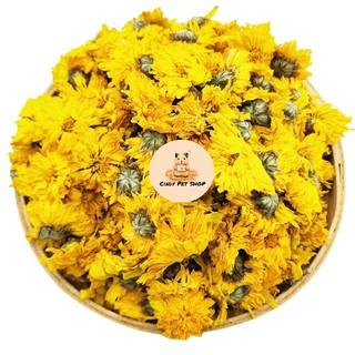 Hoa cúc vàng sấy khô thanh lọc cơ thể cho Hamter, Sóc... thumbnail