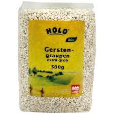 Hạt ý dĩ (lúa mạch ngọc trai) hữu cơ Holo 500g