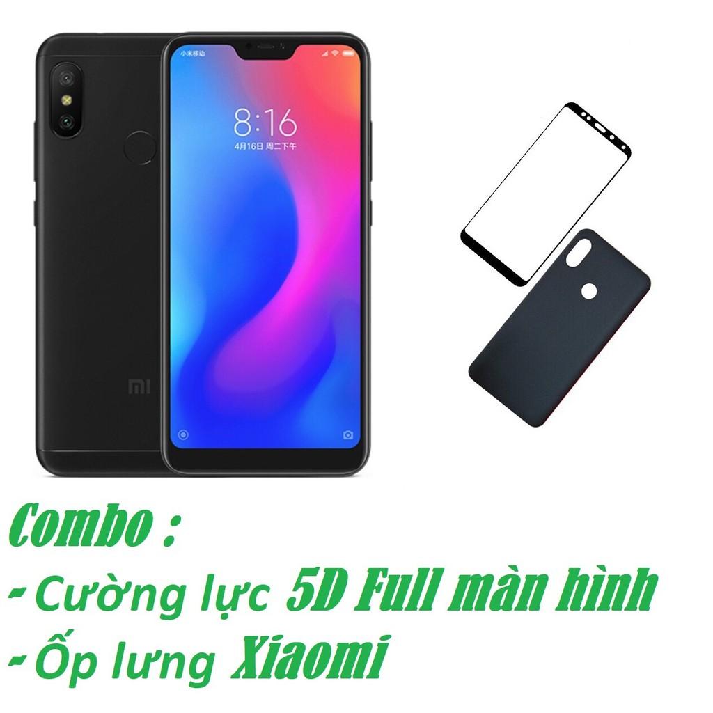 Combo Điện thoại Xiaomi Redmi 6 Pro RAM 4GB - 64GB Hàng nhập khẩu + Ốp lưng + Cường lực - 1332414075,322_1332414075,4220000,shopee.vn,Combo-Dien-thoai-Xiaomi-Redmi-6-Pro-RAM-4GB-64GB-Hang-nhap-khau-Op-lung-Cuong-luc-322_1332414075,Combo Điện thoại Xiaomi Redmi 6 Pro RAM 4GB - 64GB Hàng nhập khẩu + Ốp lưng + Cường lực