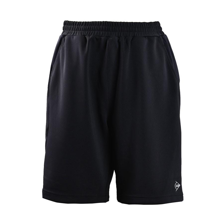 [ RẺ VÔ ĐỊCH ] Quần Tennis nam Dunlop - DQTES9124-1S-BK01 (Đen) Hàng chính hãng Thương hiệu từ Anh Quốc đổi trả miễn phí