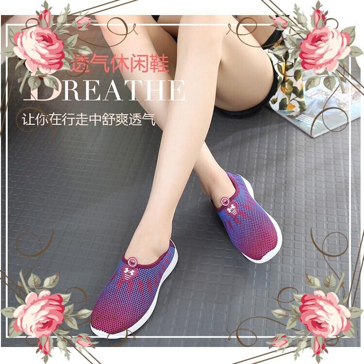 (Sốc Cực Sốc) Giày thể thao Sneaker Nữ Matee UA flash