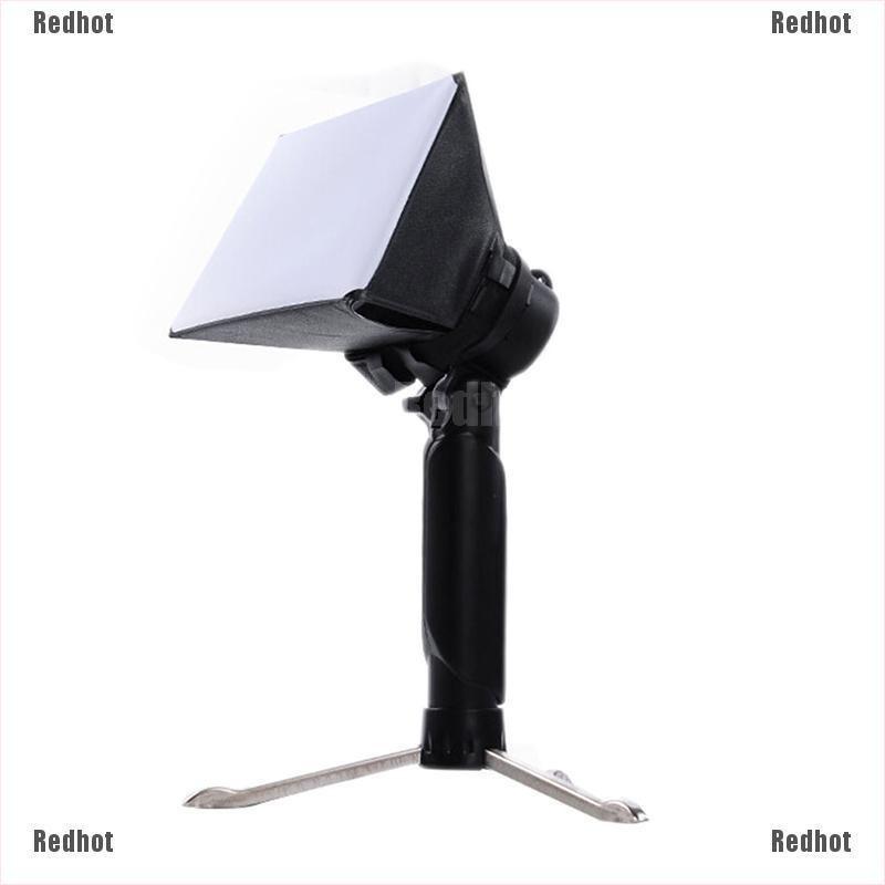 Redhot 30*27cm Portable Flash Diffuser Softbox Reflector for Canon Nikon SLR